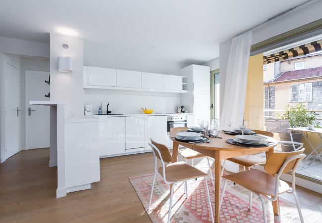 Appartement à Nice - Place du pin – 2 bis Av Emmanuel Philibert