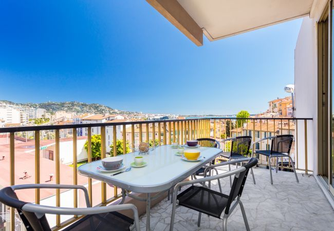Appartement à Cannes - L'esperance - Appartement 1 Chambre 6 adultes N°5