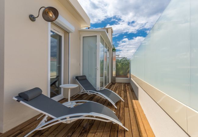 Appartement à Nice - Superb penthouse in the city center