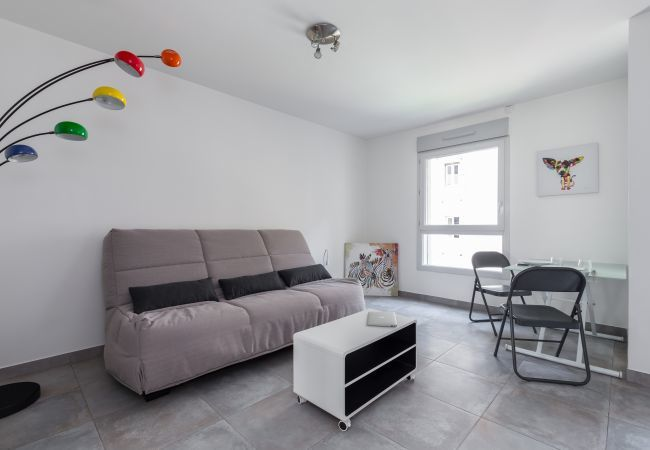 Appartement à Nice - Centragence® - Gambetta Beach